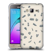 Official FLORENT BODART PATTERNS 2 Surlaplage Soft Gel Case for Samsung Galaxy J3 (C_1B6_1AFCB)