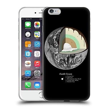 Official FLORENT BODART SPACE Sweet Earth Soft Gel Case for Apple iPhone 6 Plus / 6s Plus (C_10_1AFD2)