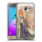 Official LA WILLIAMS KINGDOM Gwinevere Colour Soft Gel Case for Samsung Galaxy J3 (C_1B6_1D590)