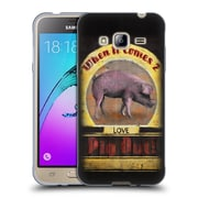 Official JOEL CHRISTOPHER PAYNE LOVE Pig Out Soft Gel Case for Samsung Galaxy J3 (C_1B6_1B3FA)