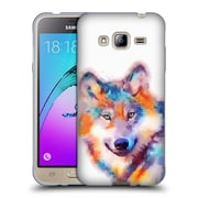 Official JACQUELINE MALDONADO ANIMALS The Graceful Soft Gel Case for Samsung Galaxy J3 (C_1B6_1BDE2)