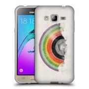 Official FLORENT BODART MUSIC Rainbow Classics Soft Gel Case for Samsung Galaxy J3 (C_1B6_1AFB5)
