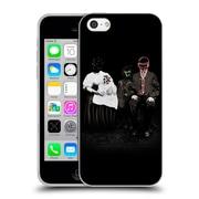 Official FLORENT BODART MUSIC Daft Family Soft Gel Case for Apple iPhone 5c (C_E_1AFAF)