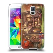 Official JOEL CHRISTOPHER PAYNE ENCHANTED PLACES Autumn Hollow Soft Gel Case for Samsung Galaxy S5 / S5 Neo (C_AB_1B3ED)