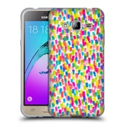 Official JACQUELINE MALDONADO PATTERNS Colour Joy Soft Gel Case for Samsung Galaxy J3 (C_1B6_1BDE8)