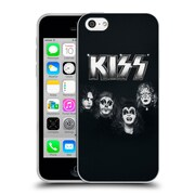 Official KISS GROUP Cold Gin Soft Gel Case for Apple iPhone 5c (C_E_1D6B6)