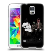 Official FLORENT BODART MUSIC Daft Family Soft Gel Case for Samsung Galaxy S5 / S5 Neo (C_AB_1AFAF)