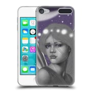 Official LA WILLIAMS FANTASY Midnight Fairy Soft Gel Case for Apple iPod Touch 6G 6th Gen (C_157_1D585)