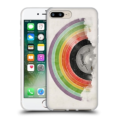 Official FLORENT BODART MUSIC Rainbow Classics Soft Gel Case for Apple iPhone 7 Plus (C_1FA_1AFB5)