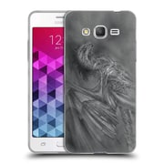 Official LA WILLIAMS DRAGONS Maelstrom Soft Gel Case for Samsung Galaxy Grand Prime (C_B5_1D578)