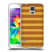 Official FLORENT BODART PATTERNS Flora Soft Gel Case for Samsung Galaxy S5 / S5 Neo (C_AB_1AFBA)