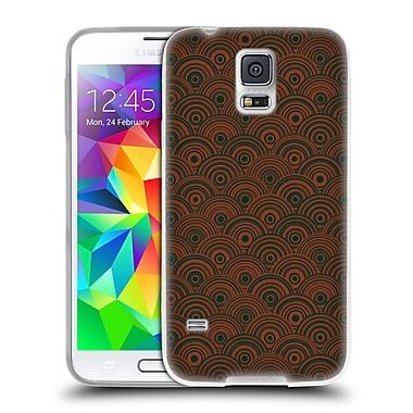 Official FLORENT BODART PATTERNS Orbis Soft Gel Case for Samsung Galaxy S5 / S5 Neo (C_AB_1AFBE)