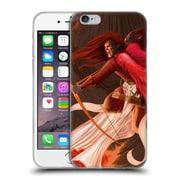 Official LA WILLIAMS FANTASY Uriel Destroys Hell Final Gamut Soft Gel Case for Apple iPhone 6 / 6s (C_F_1D58B)