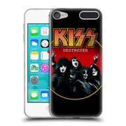 Official KISS GROUP Destroyer Japan Soft Gel Case for Apple iPod Touch 6G 6th Gen (C_157_1D6BC)