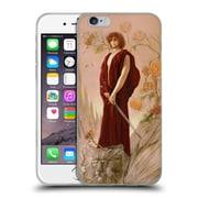 Official LA WILLIAMS KINGDOM Arthur Colour Soft Gel Case for Apple iPhone 6 / 6s (C_F_1D58D)