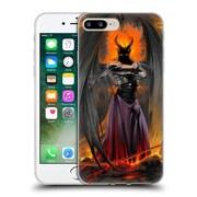 Official LA WILLIAMS FANTASY Lucifer Standing Soft Gel Case for Apple iPhone 7 Plus (C_1FA_1D583)
