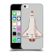 Official FLORENT BODART VEHICLES Atlantis Soft Gel Case for Apple iPhone 5c (C_E_1AFD6)