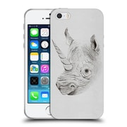 Official FLORENT BODART ANIMALS 2 Rhinoplasty Soft Gel Case for Apple iPhone 5 / 5s / SE (C_D_1AF93)