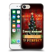 Official JOEL CHRISTOPHER PAYNE HOLIDAY SEASON Love Is A Gift Soft Gel Case for Apple iPhone 7 (C_1F9_1B3F0)