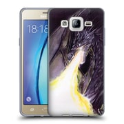 Official LA WILLIAMS DRAGONS Rude Awakening Soft Gel Case for Samsung Galaxy On5 (C_1B7_1D57A)