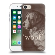 Official FLORENT BODART ANIMALS Famous Quote Dog Soft Gel Case for Apple iPhone 7 (C_1F9_1AF86)