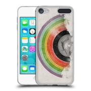 Official FLORENT BODART MUSIC Rainbow Classics Soft Gel Case for Apple iPod Touch 6G 6th Gen (C_157_1AFB5)