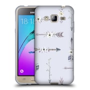 Official KRISTINA KVILIS ARROW Pattern 5 Soft Gel Case for Samsung Galaxy J3 (C_1B6_1DDD0)