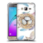 Official KRISTINA KVILIS BIRDS Nest Soft Gel Case for Samsung Galaxy J3 (C_1B6_1DDDC)