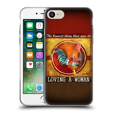 Official JOEL CHRISTOPHER PAYNE LOVE The Bravest Thing Soft Gel Case for Apple iPhone 7 (C_1F9_1B3FC)