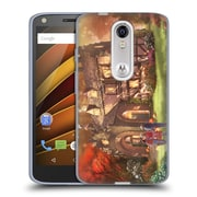Official JOEL CHRISTOPHER PAYNE ENCHANTED PLACES Autumn Hollow Soft Gel Case for DROID Turbo 2 / X Force (C_1C3_1B3ED)
