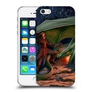 Official LA WILLIAMS DRAGONS Black Rider Soft Gel Case for Apple iPhone 5 / 5s / SE (C_D_1D575)