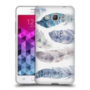 Official KRISTINA KVILIS FEATHERS Tribe Soft Gel Case for Samsung Galaxy Grand Prime (C_B5_1DDFE)
