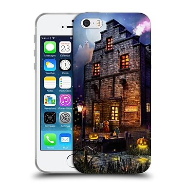 Official JOEL CHRISTOPHER PAYNE ENCHANTED PLACES Firefly Inn Soft Gel Case for Apple iPhone 5 / 5s / SE (C_D_1B3EA)