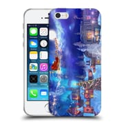 Official JOEL CHRISTOPHER PAYNE HOLIDAY SEASON A Christmas Wish Soft Gel Case for Apple iPhone 5 / 5s / SE (C_D_1B3EE)