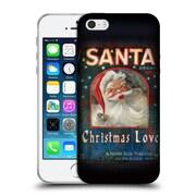 Official JOEL CHRISTOPHER PAYNE HOLIDAY SEASON Santa Brand Soft Gel Case for Apple iPhone 5 / 5s / SE (C_D_1B3F2)