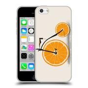 Official FLORENT BODART BIKES Vitamin Soft Gel Case for Apple iPhone 5c (C_E_1AF9E)
