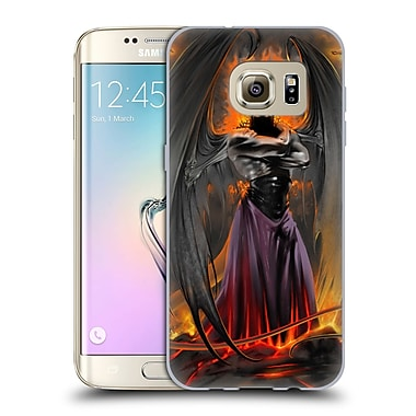 Official LA WILLIAMS FANTASY Lucifer Standing Soft Gel Case for Samsung Galaxy S7 edge (C_1BA_1D583)