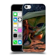 Official LA WILLIAMS DRAGONS Black Rider Soft Gel Case for Apple iPhone 5c (C_E_1D575)