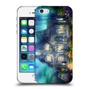 Official JOEL CHRISTOPHER PAYNE ENCHANTED PLACES Halloween Lane Soft Gel Case for Apple iPhone 5 / 5s / SE (C_D_1B3E8)