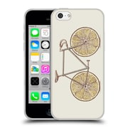 Official FLORENT BODART BIKES Velocitrus Soft Gel Case for Apple iPhone 5c (C_E_1AF9B)