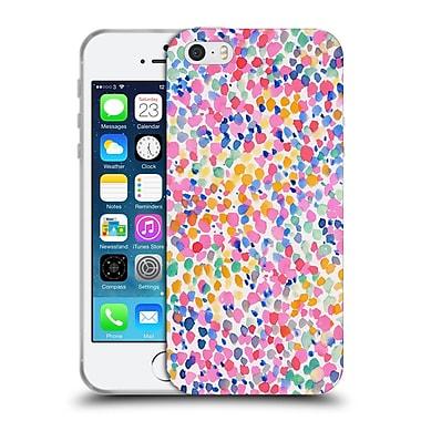 Official JACQUELINE MALDONADO PATTERNS Lighthearted Pastel Soft Gel Case for Apple iPhone 5 / 5s / SE (C_D_1BDF1)