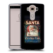 Official JOEL CHRISTOPHER PAYNE HOLIDAY SEASON Santa Brand Soft Gel Case for LG V10 (C_19A_1B3F2)