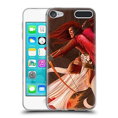 Official LA WILLIAMS FANTASY Uriel Destroys Hell Final Gamut Soft Gel Case for Apple iPod Touch 6G 6th Gen (C_157_1D58B)