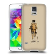 Official FLORENT BODART SPACE Astropirate Soft Gel Case for Samsung Galaxy S5 / S5 Neo (C_AB_1AFCF)