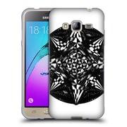 Official JOEL GRATTE BLACK AND WHITE Geometric Soft Gel Case for Samsung Galaxy J3 (C_1B6_1E06F)