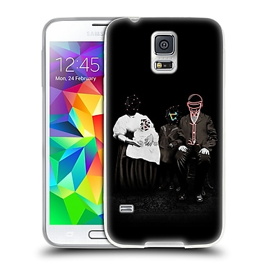 Official FLORENT BODART SPACE Envoi 3 Soft Gel Case for Samsung Galaxy S5 / S5 Neo (C_AB_1AFD0)