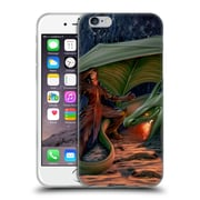 Official LA WILLIAMS DRAGONS Black Rider Soft Gel Case for Apple iPhone 6 / 6s (C_F_1D575)