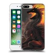 Official LA WILLIAMS DRAGONS Belial Dragon Soft Gel Case for Apple iPhone 7 Plus (C_1FA_1D574)