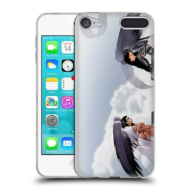 Official LA WILLIAMS ANGELS Aspects Of Gabriel Soft Gel Case for Apple iPod Touch 6G 6th Gen (C_157_1D56D)
