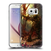 Official JOEL GRATTE ILLUSTRATION Wooden Knight Soft Gel Case for Samsung Galaxy S7 (C_1B9_1E086)